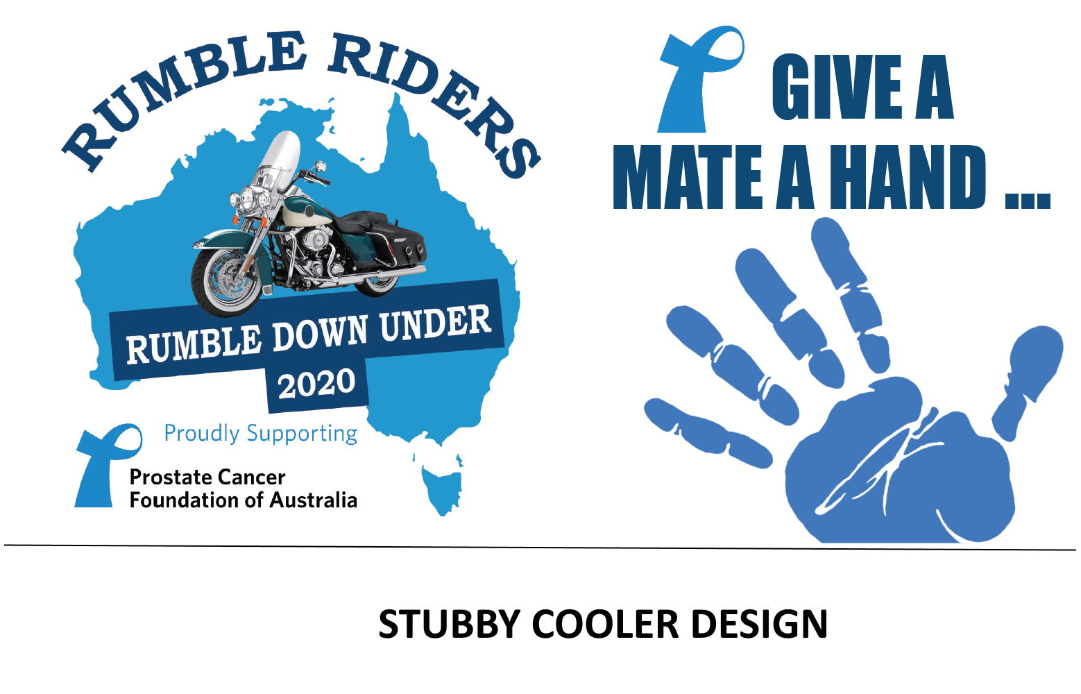 Rumble Downunder Stubbie Coolers